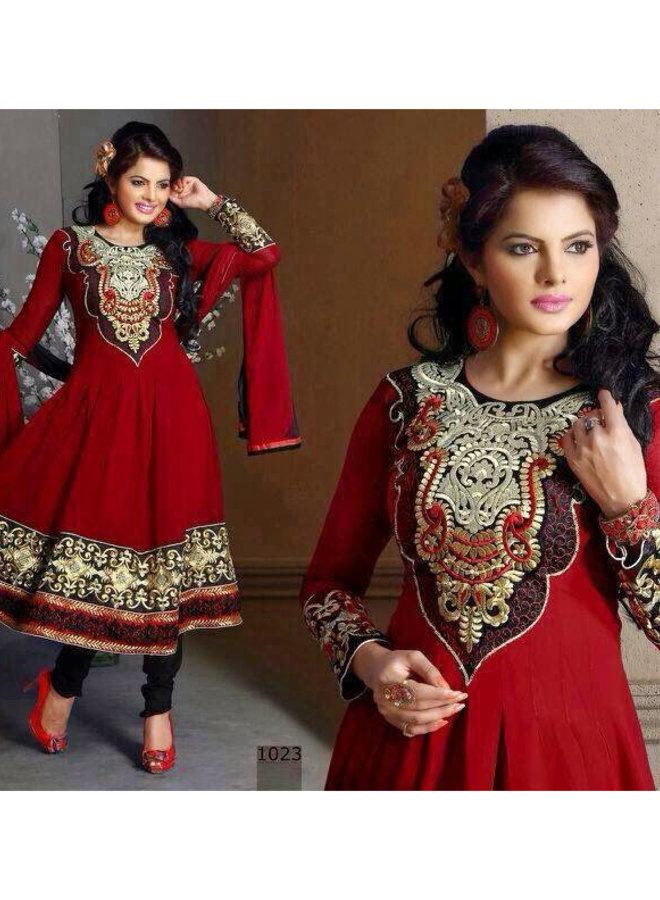 Elegantes Salwar Kameez