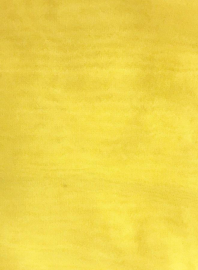 Seide Chiffon in Zitronengelb