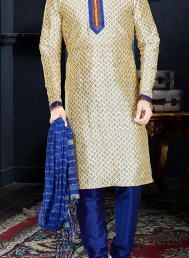 Indischer Herren Schal