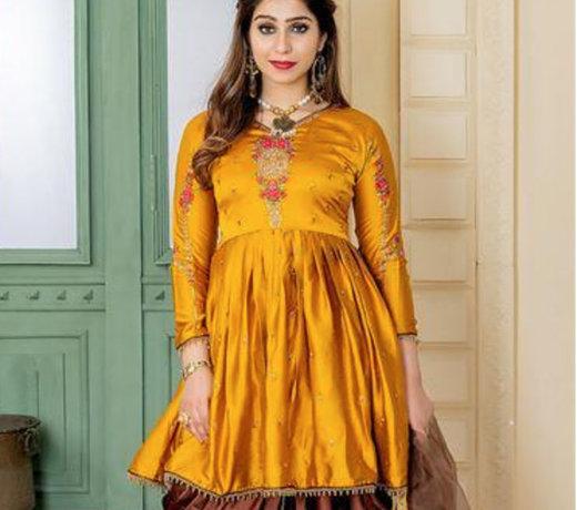 Tunika & Jacken in indischen Stil