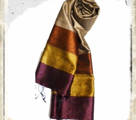 Ausverkauf unserer Schal/Foulards
