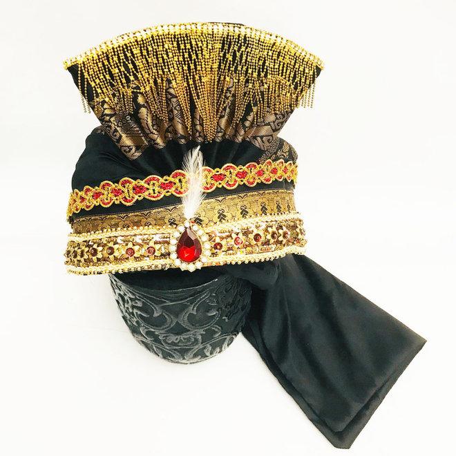 Turban (in Ihrer Wunschfarbe)