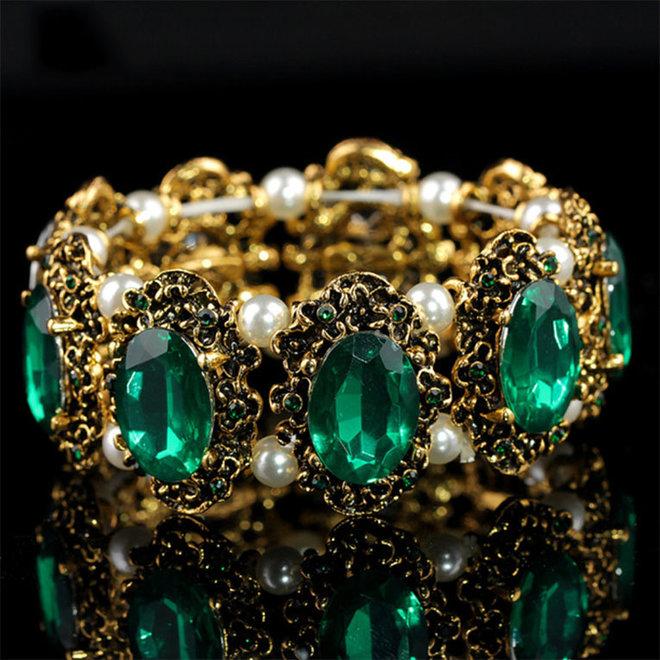 Armband im Vintage Style