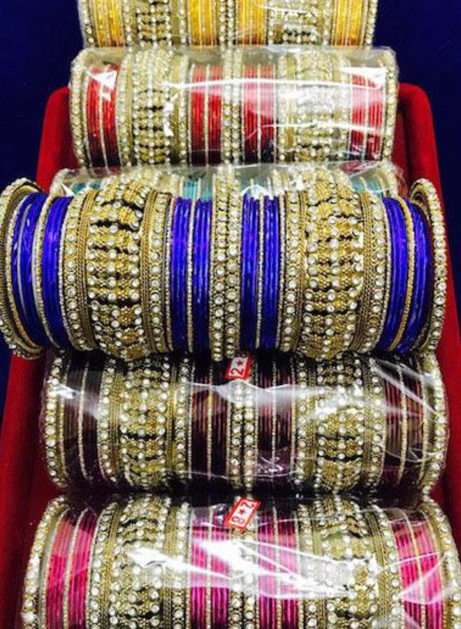 Indisches Armreifen-Set