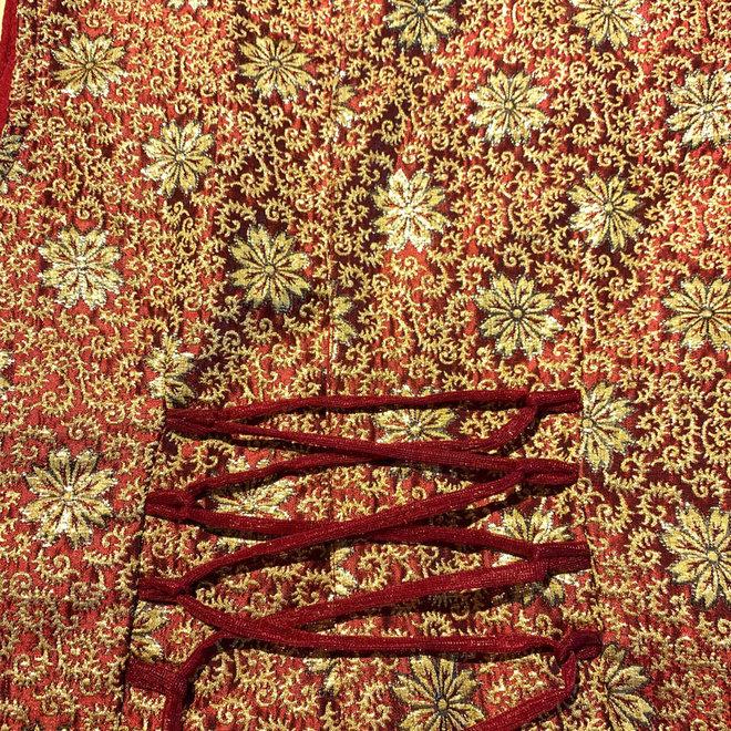 Lehenga Choli in Rot