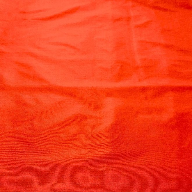 Sariblusenstoff Rot