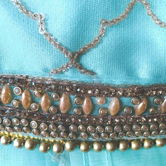 Perlen bunt gemischt, in unterschiedlichen Grössen - Copy