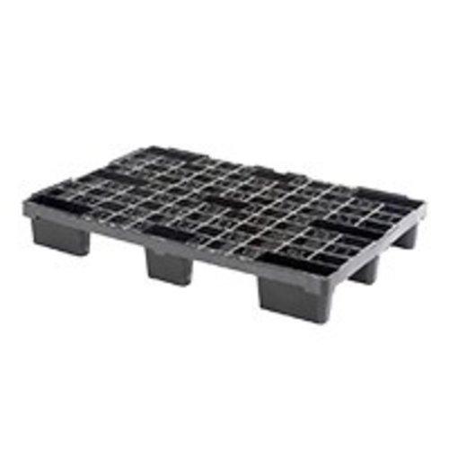 Container pallet 1140x760x155mm, gerasterd