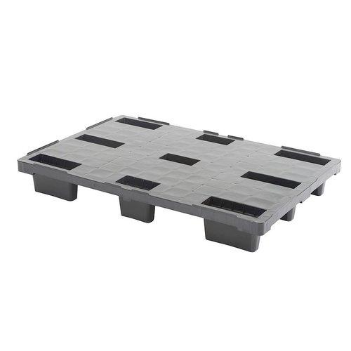 Container pallet 1140x760x155mm, gesloten