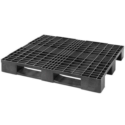 Kunststof pallet 1200x800x150mm