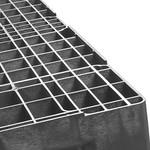 Kunststof pallet 1200x1000x160mm