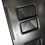 Deksel 1220x1020x4 mm, voor opzetranden