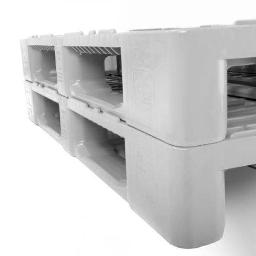 Hygiëne pallet H1 1200x800x160mm