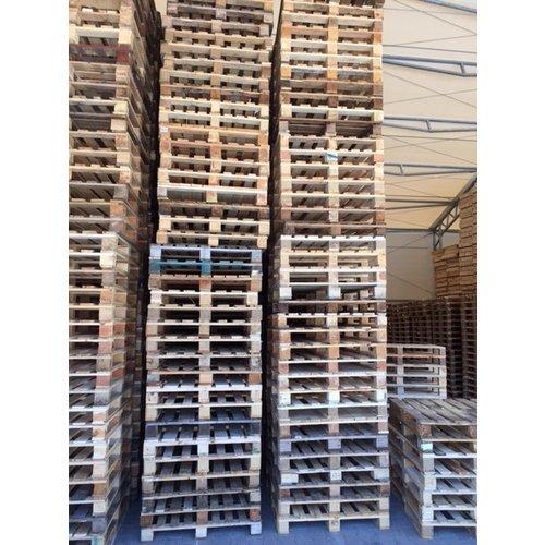 Pallet 1200x1000x146mm, gebruikt