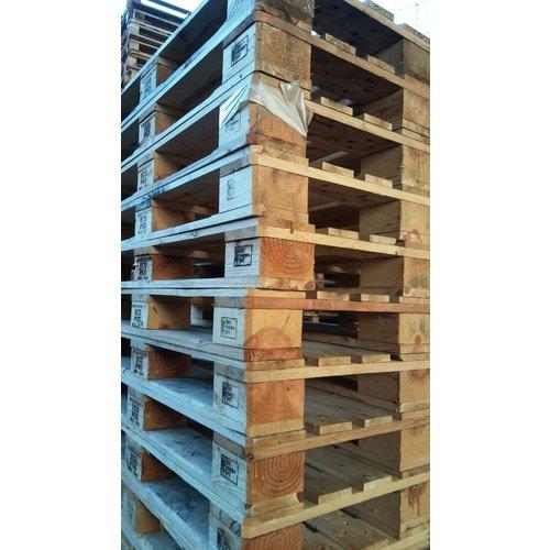 Blokpallet 1200x1000x158mm, gebruikt