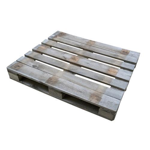 Blokpallet 1200x1000x144mm, gebruikt