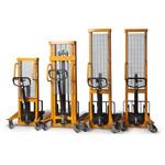 Stapelaar 1150x550mm, 1000 kg, hydraulisch
