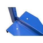 Opzetrand 800x200X950mm, metaal t.b.v. Europallet
