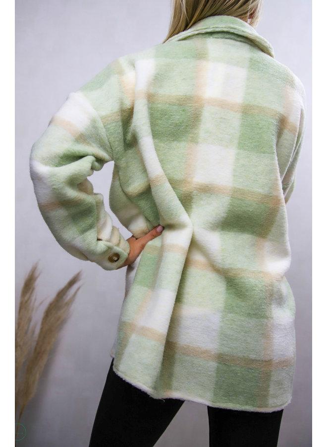 Hampton Court Vest : Groen