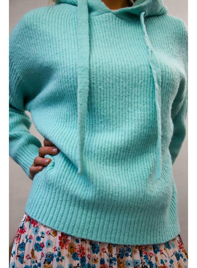 Miami Sweater : Mintgroen
