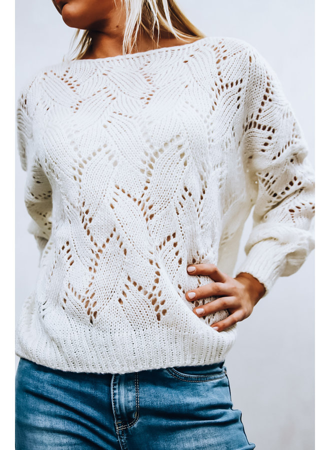 Florence Sweater : Wit