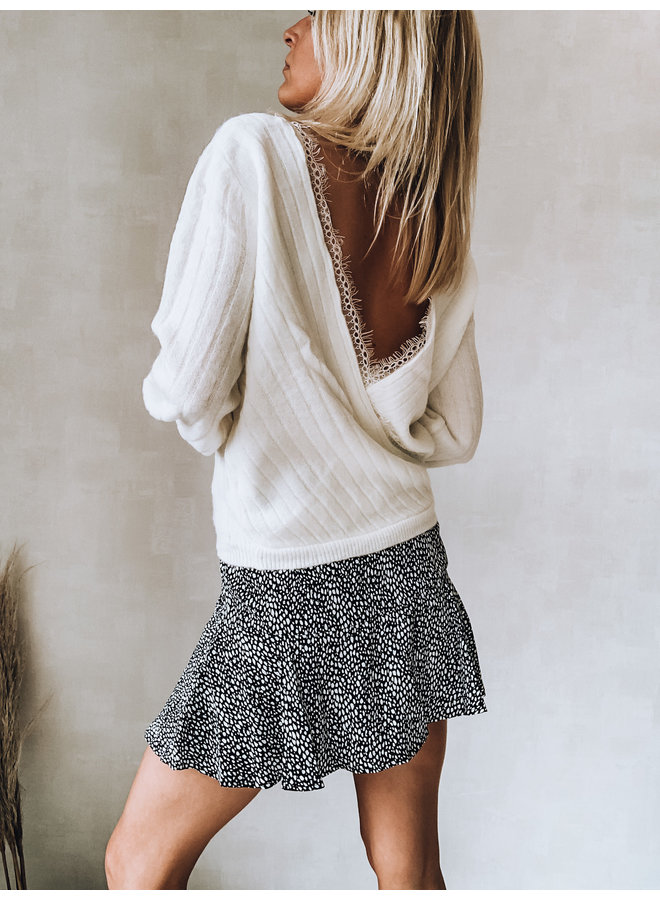 San Juan Skirt : Zwart