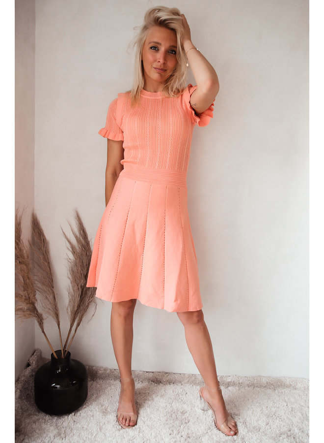 St. Tropez Kleedje : Oranje