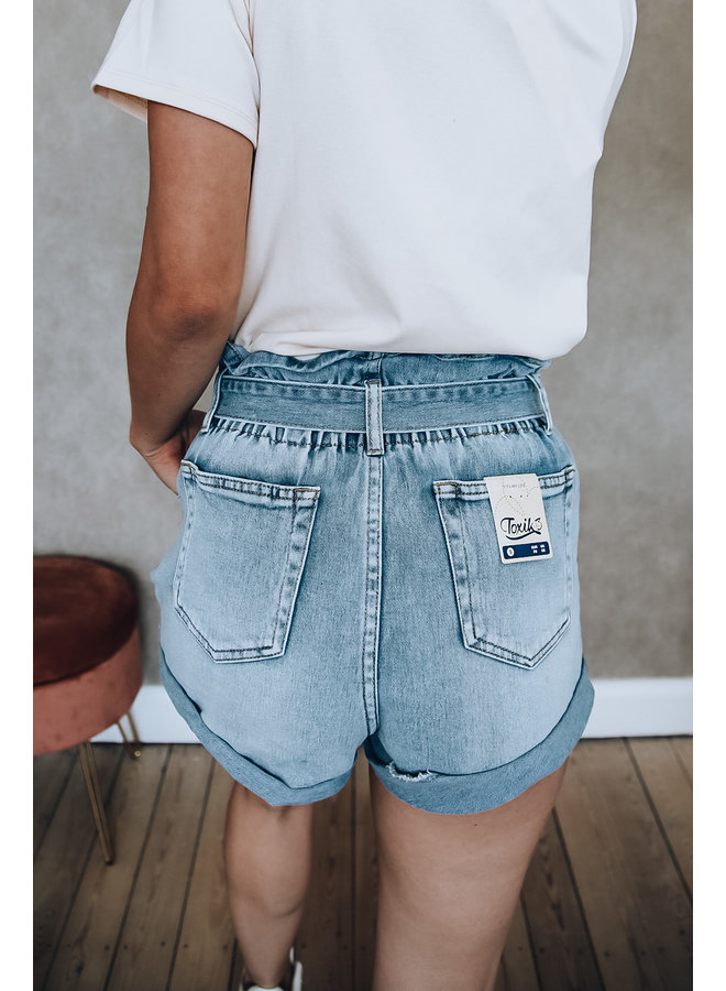 Palermo Jeans High Short