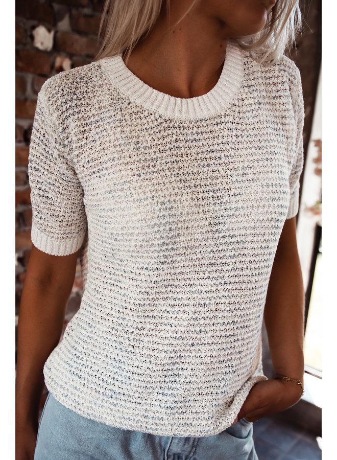 Malia gehaakte trui