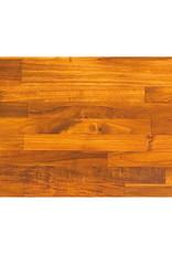 OFYR Mise en Place Table Black 65 PRO Teak Wood