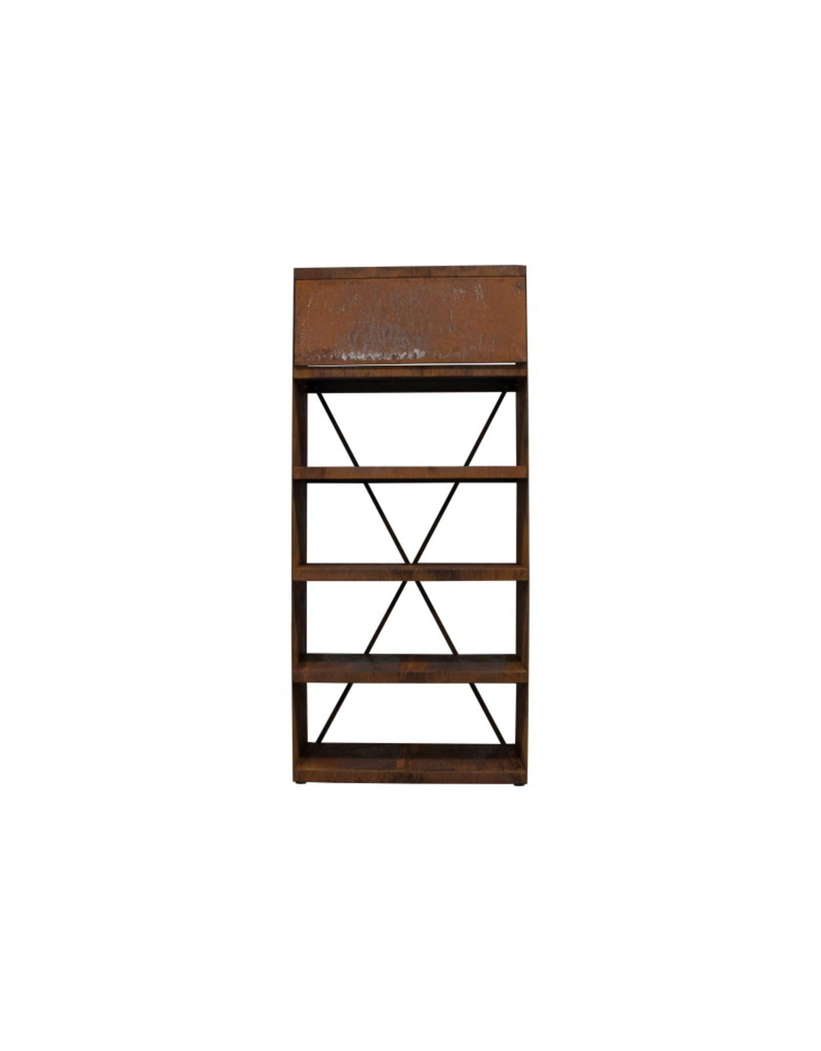 OFYR Wood Storage Corten 100