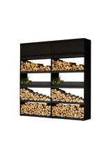 OFYR Wood Storage Black 200