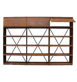 OFYR Wood Storage Corten 300