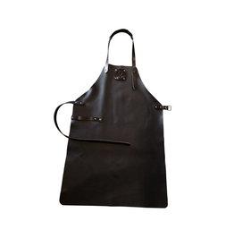 OFYR Leather Apron Black