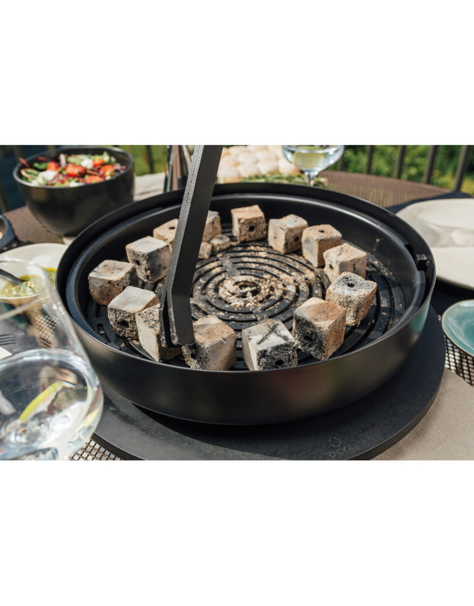OFYR Coconut Briquettes