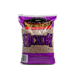 BBQr's Delight Pellets - 9kg Hickory