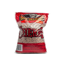 BBQr's Delight Pellets - 9kg Kersen
