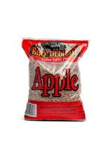 BBQr's Delight Pellets - 9kg Apple