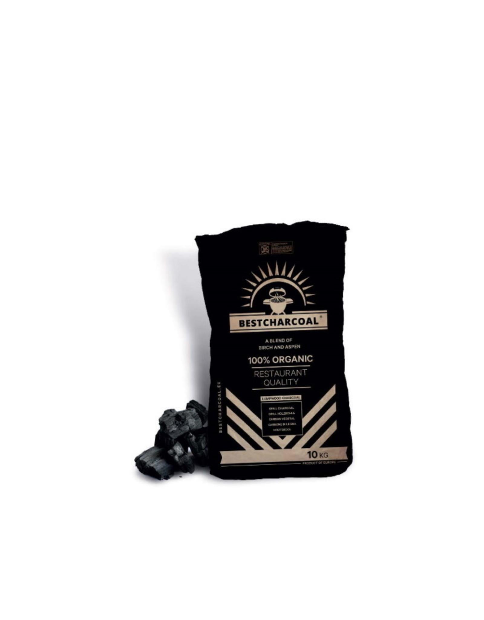 Best Charcoal Birch & Aspen Charcoal 10kg