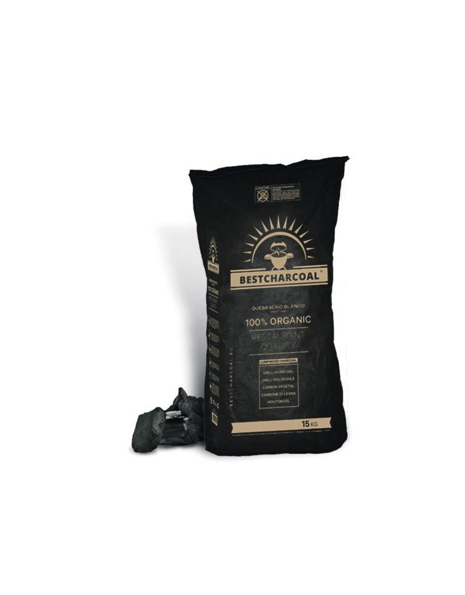 Best Charcoal Quebracho Blanco Houtskool 15kg
