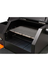 Yoder Smokers YS480s Pellet Grill - Competition Cart