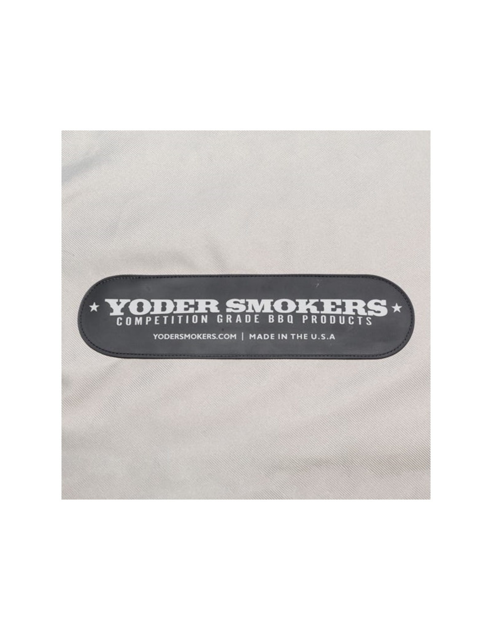 Yoder Smokers YS480 Fitted Cover