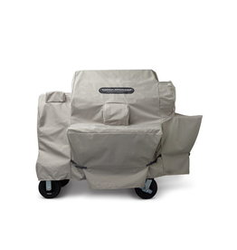 Yoder Smokers YS480 Fitted Cover - Competition Cart