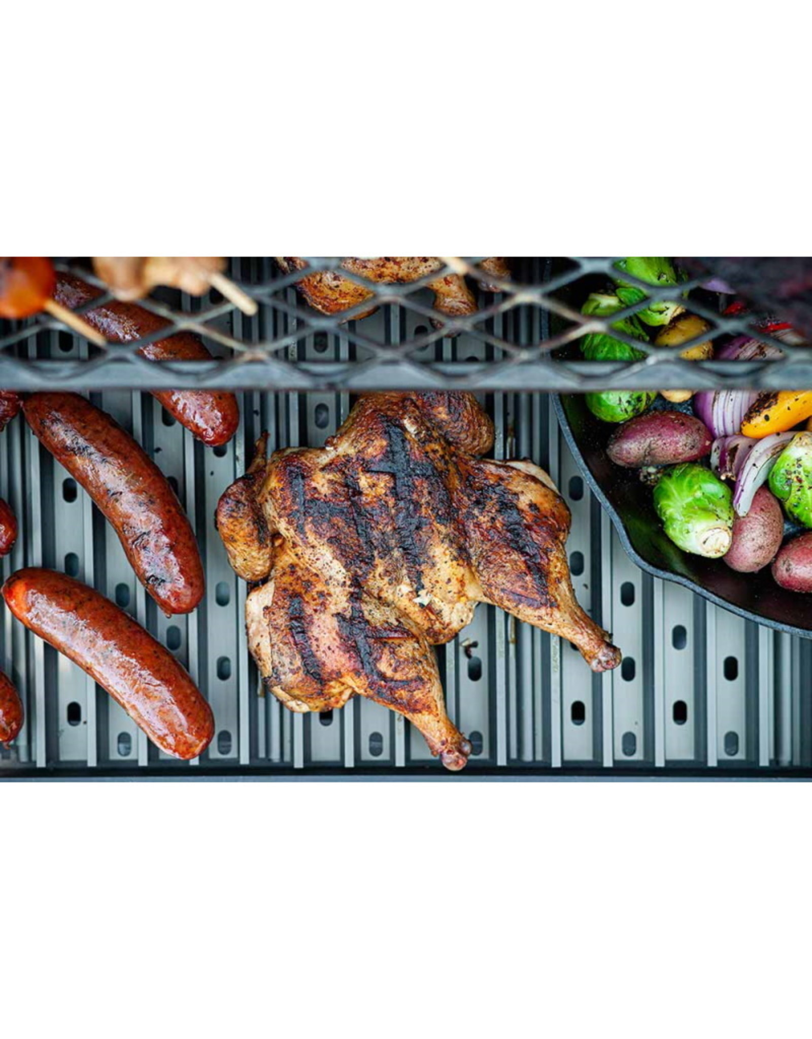 Yoder Smokers YS1500 Directe Grill Rooster Kit