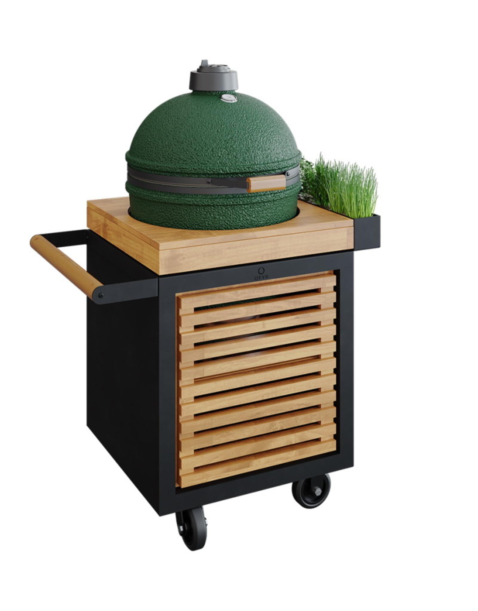 OFYR Storage insert PRO Teak Wood Small