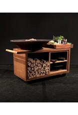 OFYR Storage Insert PRO Teak Wood Medium