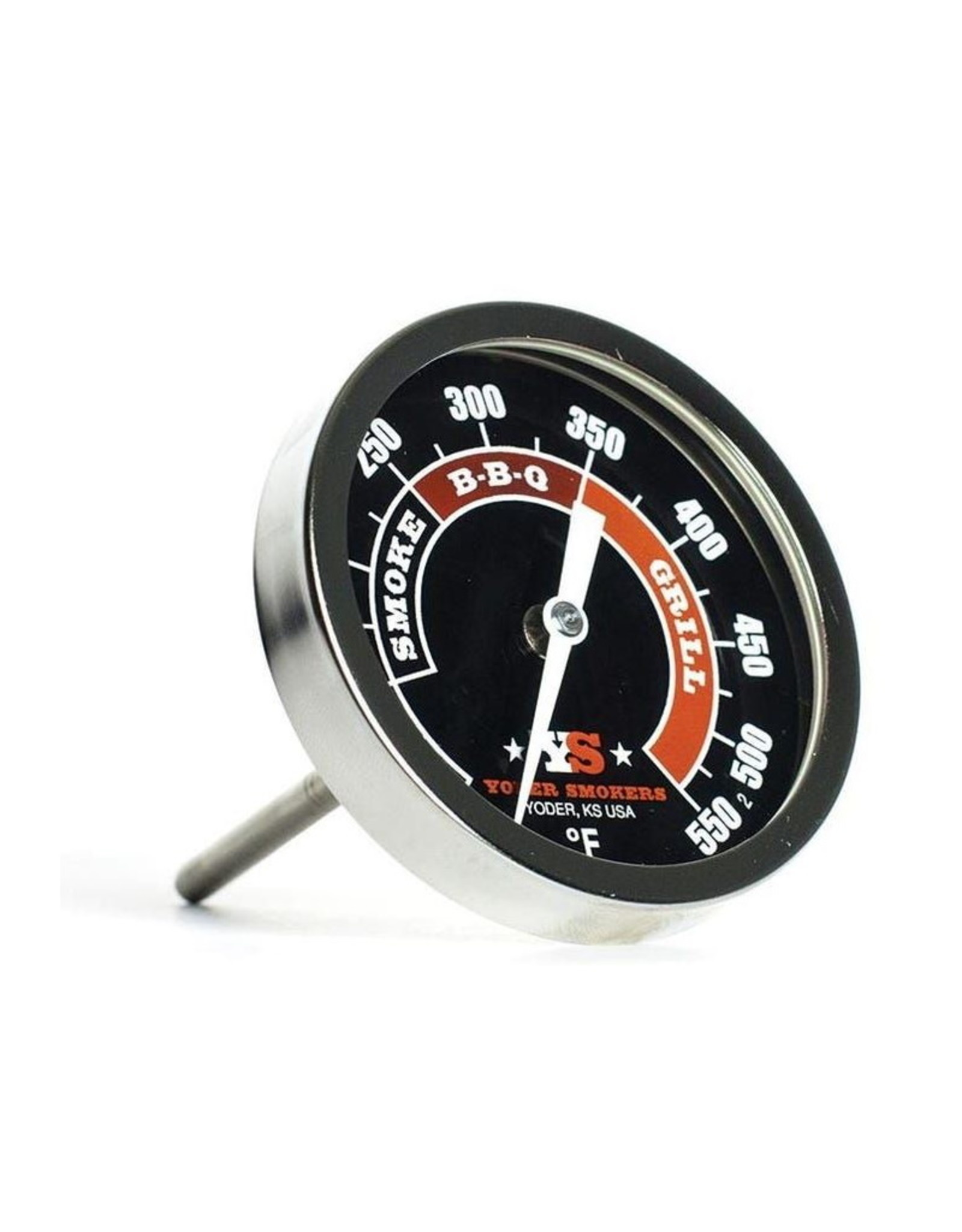 Yoder Smokers Deur Thermometer