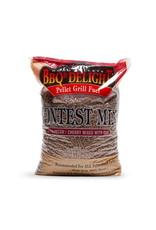 BBQr's Delight BBQr's Delight Pellets - 9kg Wedstrijd Mix