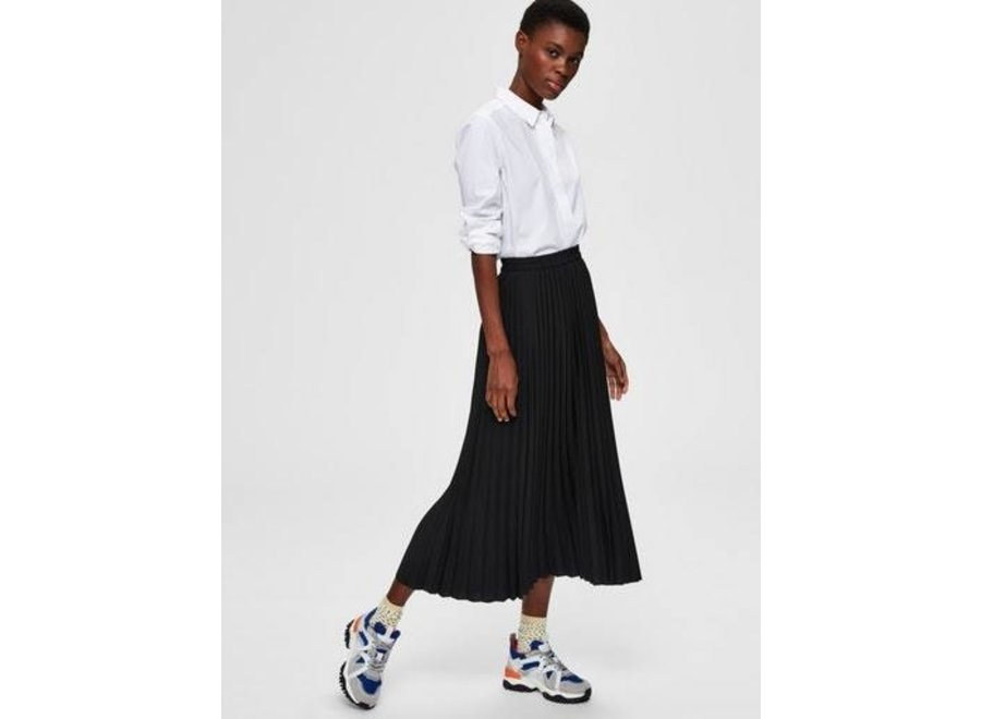 Alexis midi skirt black Noos SF