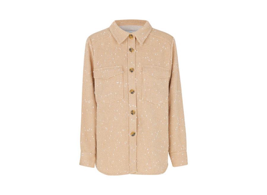 Icia LR shirt sand